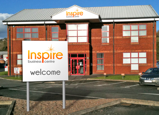 Inspire Business Centre Building