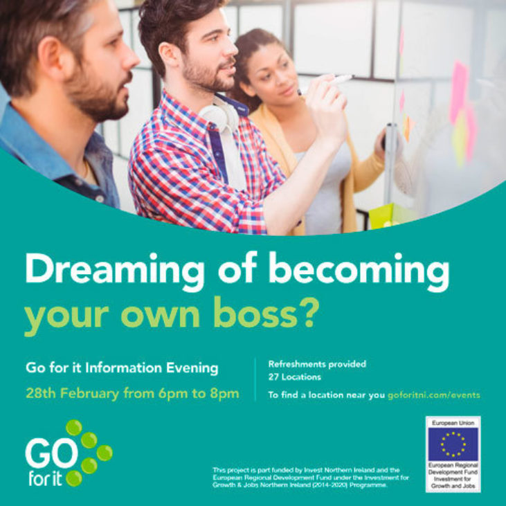 Go For It Information Evening