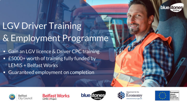 Inspire Academy, in collaboration with Strategic Partners, hosting an information Workshop Friday 6th July 2018, at Inspire Business Centre, launching the exciting development of a new 'LGV Driver Training and Employment Programme