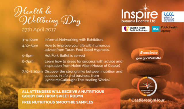 Inspire Health and Wellbeing Day 2017