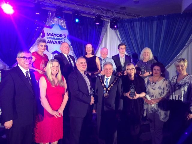 Celebrating Success at The Mayors' Community Awards 2017